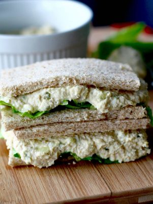 Chicken Salad | SpoonfulOfButter.com