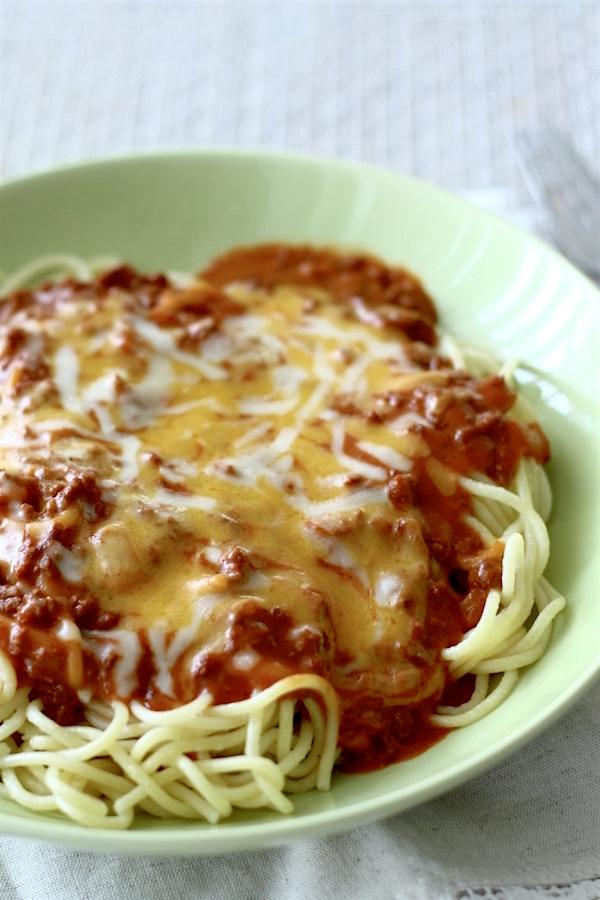 Filipino Sweet-Style Spaghetti | Spoonful Of Butter