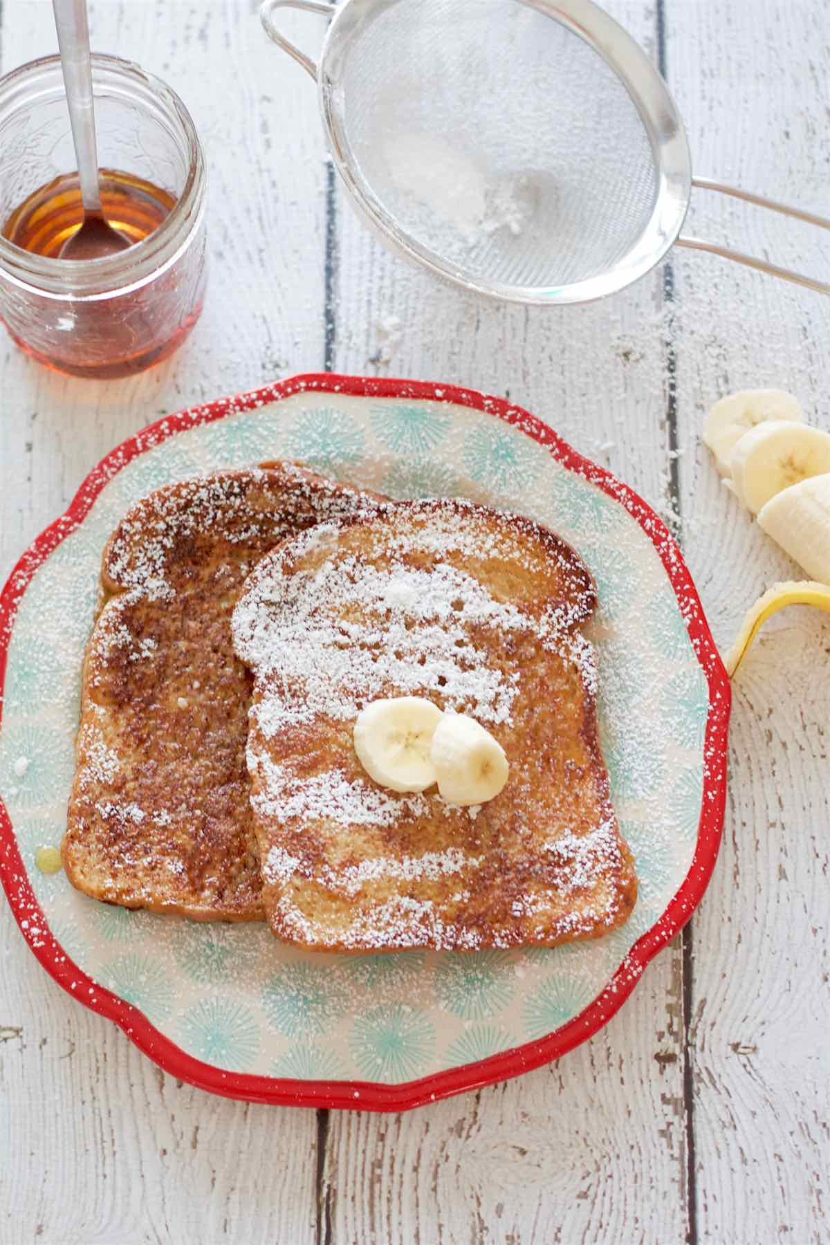 Cinnamon French Toast | SpoonfulOfButter.com