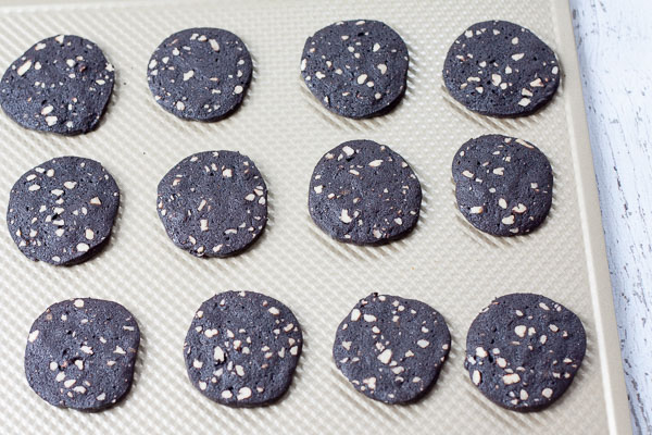 How to Make Black Cocoa-Pecan Cookies Step 10