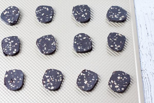 How to Make Black Cocoa-Pecan Cookies Step 9